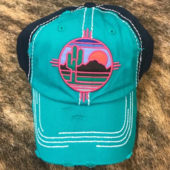 c2b0b964186 NWT Cactus Sunset Cap Boutique